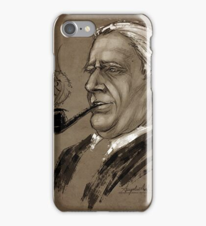 J.R.R. Tolkien iPhone Case/Skin