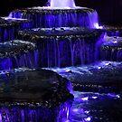 Blue Fountain 2 by TerraChild
