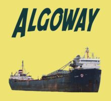Algoway - Just Passing Through Kids Clothes