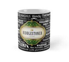 Hiddlestoner Mug - Tom Hiddleston (Black) Mug