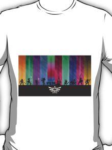 Hyrulian Warriors T-Shirt