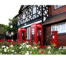 July in England Photographic Print