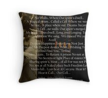 THE CELL ... Throw Pillow