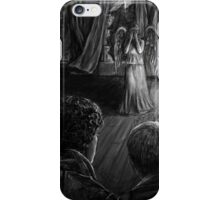 Whatever You Do John, Don't Blink iPhone Case/Skin
