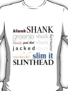 The Maze Runner Slang T-Shirt