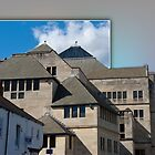 York Modern architecture out of bounds by Robert Gipson