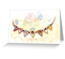 Valentine Necklace Greeting Card