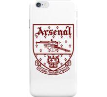 Arsenal Retro Crest iPhone Case/Skin