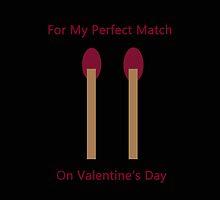 Perfect Match by CreativeEm