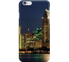 SanDiego Night  iPhone Case/Skin