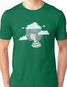 Women's thoughts Unisex T-Shirt