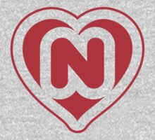 Heart N letter Kids Clothes
