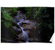 Lah Lah Falls Poster