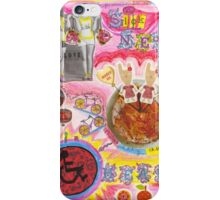 In sickness and in health iPhone Case/Skin