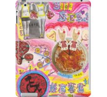 In sickness and in health iPad Case/Skin