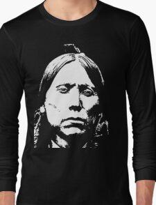 QUANAH PARKER (LARGE) Long Sleeve T-Shirt