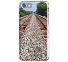 Twin Tracks iPhone Case/Skin