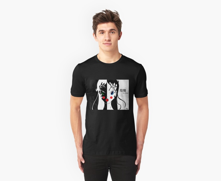 Of Yin and Yang Shirt by Vestque