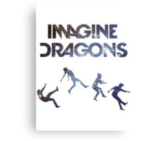 imagine dragons Canvas Print