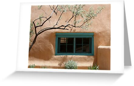 Adobe Window by Heidi Hermes
