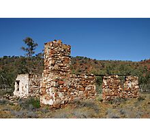 Old Owen Springs Homestead Photographic Print