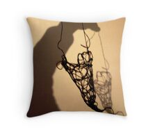 Thought Patterns Throw Pillow