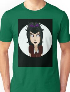 Bat Bow Unisex T-Shirt