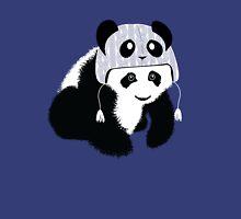 Panda Hat Unisex T-Shirt