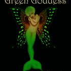 Green Goddess by Liza Phoenix
