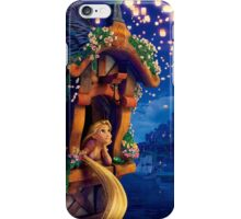 Floating lanterns iPhone Case/Skin
