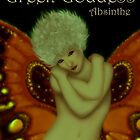 Green Goddess Absinthe by Liza Phoenix