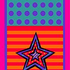 Dot Stars-n-Stripes by starryseas