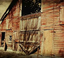 Becky's Barn 2 by BarnArtandMore