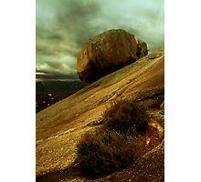 Earth & Sky Photographic Print