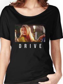 """Clueless"" Drive Women's Relaxed Fit T-Shirt"