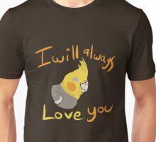 IWALY - Cockatiel Unisex T-Shirt