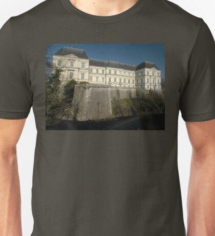 Chateau, Blois, Loire Valley, France, Europe 2012 Unisex T-Shirt