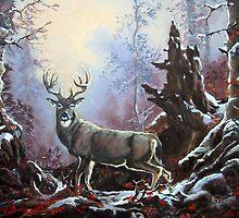 """John's Deer"" by Ruth Kauffman"