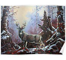 """""""John's Deer"""" Poster"""