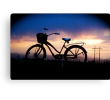 Dream Cycle Canvas Print