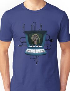 Brave Little Toaster Computer Unisex T-Shirt