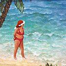 Beach Babe Christmas by Sherry Cummings