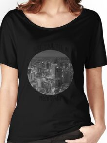 Melbourne! Women's Relaxed Fit T-Shirt