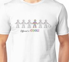 Different is Cool! Unisex T-Shirt