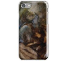 icarus as she unravels iPhone Case/Skin