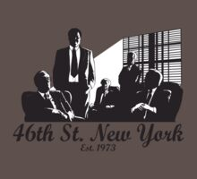 46th St. New York (Women's) by CrimsonAvenger