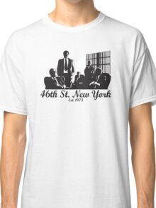 46th St. New York (Women's) Classic T-Shirt