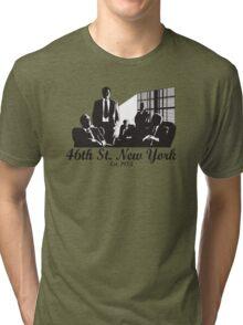 46th St. New York (Women's) Tri-blend T-Shirt