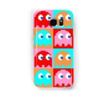 Pacman Ghosts Pop Art Samsung Galaxy Case/Skin