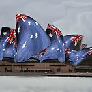AS AUSTRALIAN AS.............. by Tracy King